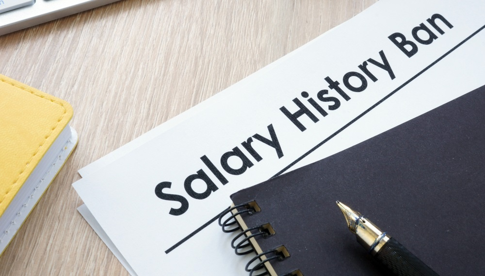 Vermont Can't Ask Salary History