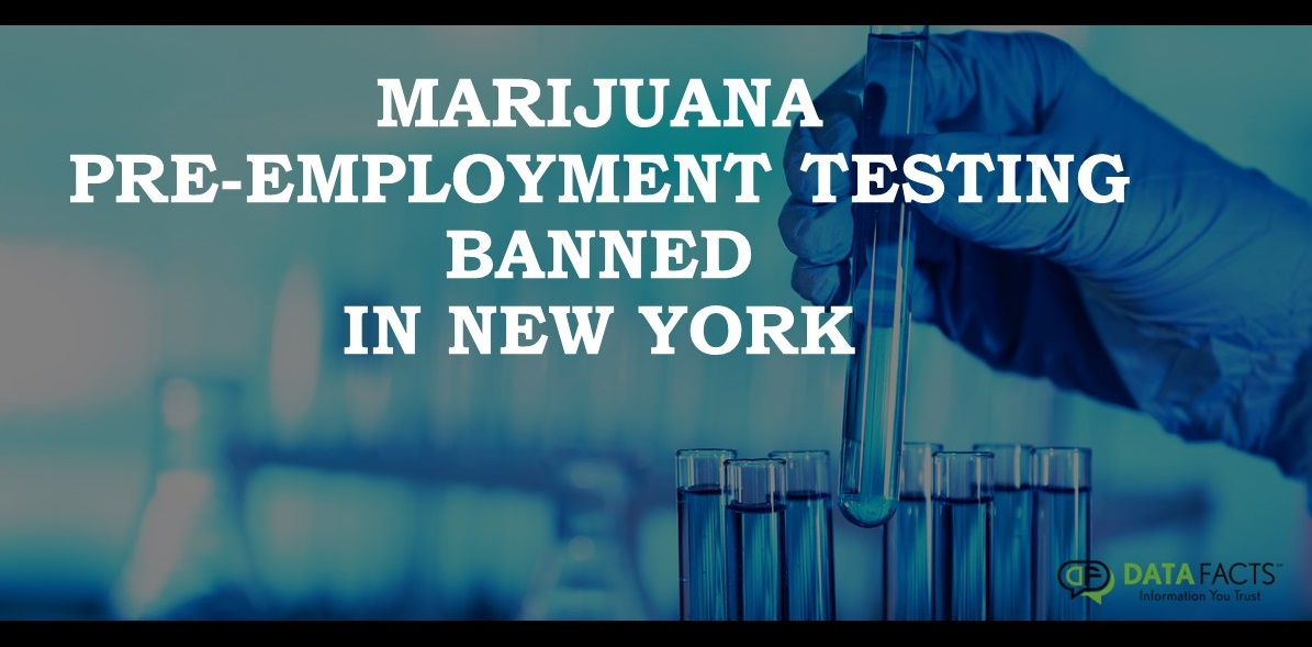 marijuana testing NY